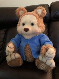 TJ Bearytales Audio Teddy Frederick, 21703