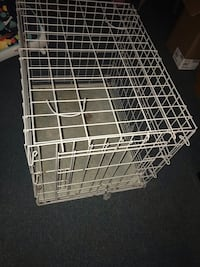Big Foldable Dog Cage  Toronto, M9W 3W7