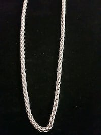 silver-colored chain necklace Oshawa, L1J 1P3