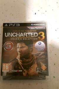 Uncharted 3 drake s deception ps3