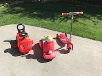 Play cars / Scooter Meridian, 83646