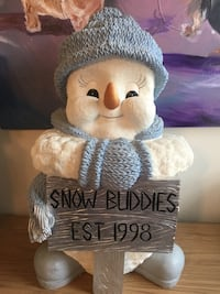 Giant Snow Buddie 32 inches tall Morris, 16938