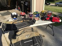 Tons of Motocross gear. All in real good shape. Items sold separately  Urbandale, 50322