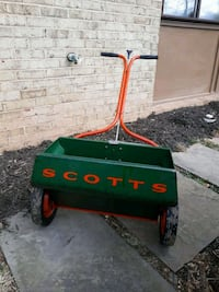 Scott's Lawn Spreader Rockville, 20852
