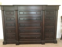 Restoration Hardware 18 drawer dresser Leesburg, 20175