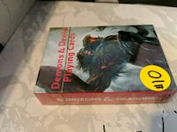 Dungeons & Dragons playing cards Muskego, 53150