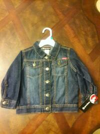 Girl Denim Jackets. New