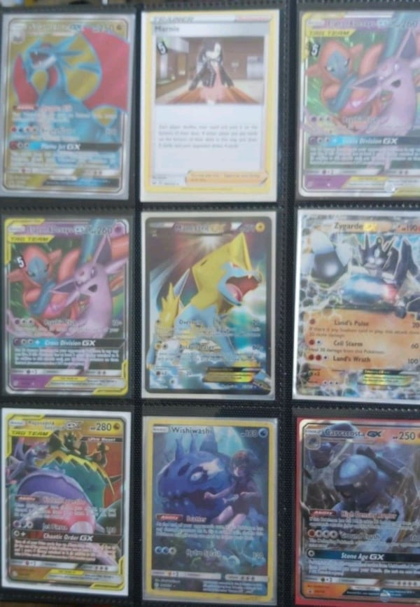 Pokemon card collection for sale  c50429fc-5e7e-4344-905b-785481360a06