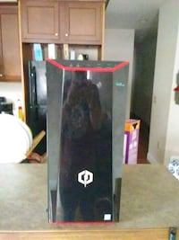 Cyberpower gaming pc with hp monitor  Elmira, 14904