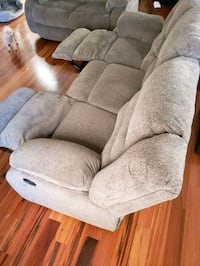 Grey Sofa and Loveseat Recliners Las Vegas, 89113