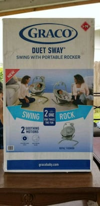 Graco 2 n 1 swing and Rocker Miami, 33177