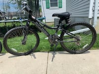 Raleigh MTN Scout Bike