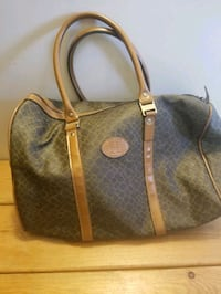 B&L Brwn and  neutral handbag $30 Edmonton, T5X 2J2
