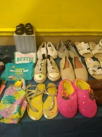 toddler's assorted shoes San Antonio, 78223