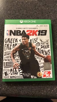 NBA   2K19 - Xbox One Denver, 80246