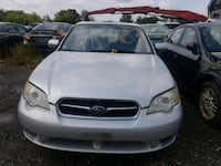 2007 Subaru Legacy 5 speed manual tranny Toronto