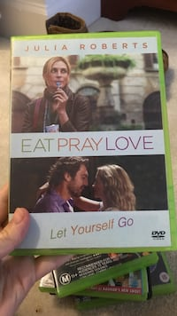 Eat Pray Love DVD case Fairfax, 22030