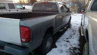 2008 dodge extended cab and box  Edmonton, T5Y 3H2