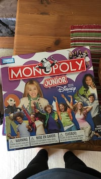 Monopoly junior Disney edition Maple Ridge, V4R
