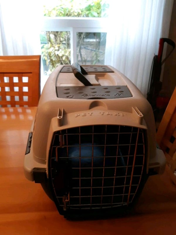 Pet Carrier extra small 64471095-bcce-498e-93c5-2eef5a016be6