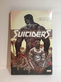 Suiciders Graphic Novel Mississauga, L5C