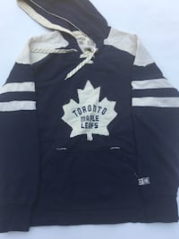 black and white Toronto Maple Leafs jersey shirt Toronto