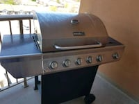 Stainless steel  gas grill London, N5X 2L7