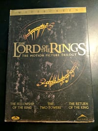 The Lord of the Rings Trilogy Box Set  Toronto, M6J 2V8