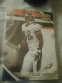 Nfl rookie card clay harbor St. Catharines, L2P 2B5