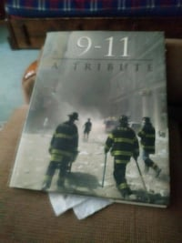 9-11 a tribute. Book Webb City, 64870