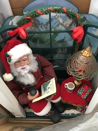 Vintage Animated Santa decoration Cockeysville, 21030