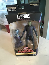 "Marvel Legends 6"" Talos Action Figure"