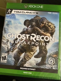*Sealed* Ghost Recon Breakpoint XB1 Brand New Hawthorne, 90250