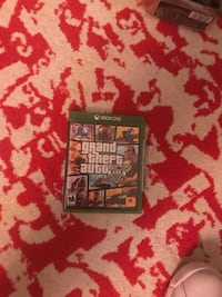 Grand theft auto five xbox one game Red Hook, 12571