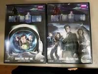 Doctor Who series-dvd- THE 11th DOCTOR  Wake Forest, 27587