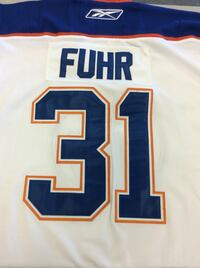 Oilers Fuhr Away Jersey - Authentic Mississauga, L5J 1J7