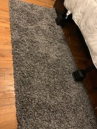 black and gray area rug Cheverly, 20785