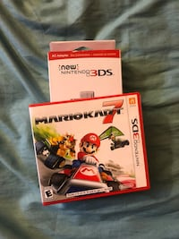 MarioKart7 and charger for Nintendo 3DS  Moreno Valley, 92553