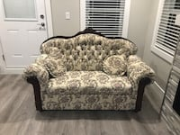 One piece couch great condition  Surrey, V3R 5W8