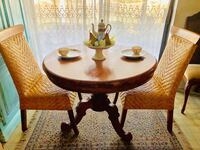 Rustic kitchen table. dining table with 2 chairs  Rio Rancho, 87124