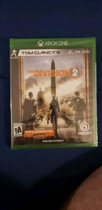 Tom clancy: the division 2 xbox one Los Angeles, 91343