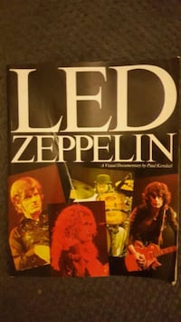 Led Zeppelin Book Coventry, 06238