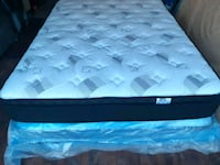 New double mattress 300,queen 380$ delivery  Edmonton, T6H 5C2