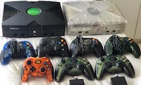 Original Xbox Systems+Controllers! OVER 250 Games Available! READ AD! Brampton, L6Y
