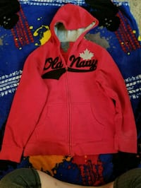Old navy hoodie size 14 large boys  Abbotsford, V2S 1K8