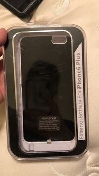 iPhone 6 plus battery case--price is firm Fowler, 93625