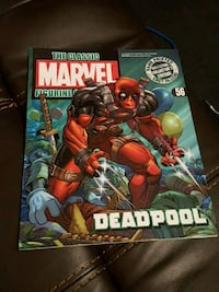 Deadpool comic Mississauga, L5W 1Y6