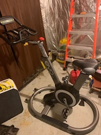Evo exercise bike