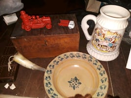 nice lot of vintage items you name the price sold individually
