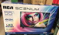 "RCA 55"" 4K UHD LED TV Scenium IPS 4 x HDMI $389 Vaughan, L4H 0B7"